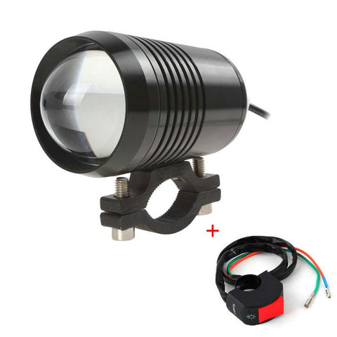 Universal 30W U2 LED Headlight Foglight for Motorcycle (FSLV)