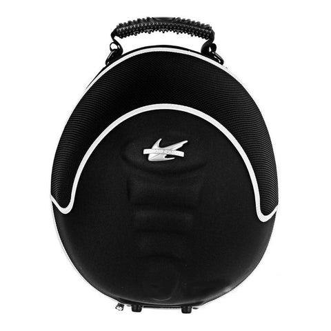 PRO-BIKER G-ZX-008 Motorcycle Helmet Carry Case Bag - Black (FSLV)
