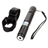 Blue Purple Light Bike Laser Pointer - Black  (FSLV)