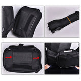 Scoyco MB09 Multi-Function Motorcycle Fuel Tank Bag - Black (FSLV)
