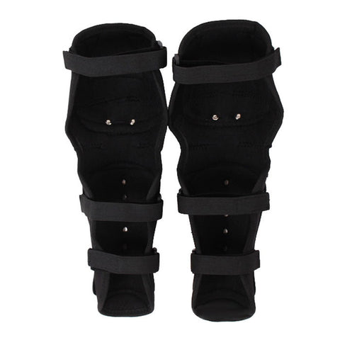 Pro - Biker Outdoor Cycling Protective Kneepads Elbowpads - Black (FSLV)