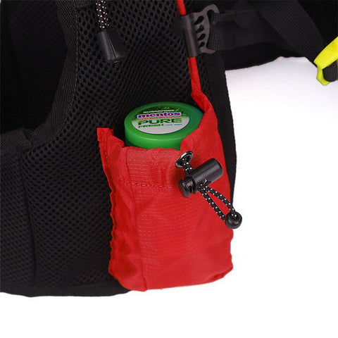 LOCAL LION Cycling Backpack  - Red + Green (20~25L) (FSLV)