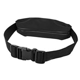 Outdoor Elastic Waterproof Cycling / Running Waist Bag - Black  (FSLV)