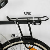 Quick Dismantling Type Bicycle Loading Frame - Black (FSLV)
