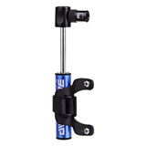 Basecamp BC-751 Mini Portable Tire Pump - Blue + Black (FSLV)