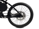 PHATMOTO™ Rover 2020 - 79cc Motorized Bicycle (Matte Black) - Gasbike.net