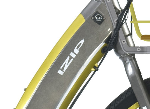 IZIP E3 Metro Low Step 2011 - Women - Gasbike.net