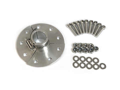 "9 Bolt CNC Sprocket Adapter - 1.0"" Diameter - Gasbike.net"