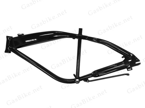 Motorized Bicycle Frame with Dummy Gas Tank - (Repair Required, this frame has holes in the gas tank)