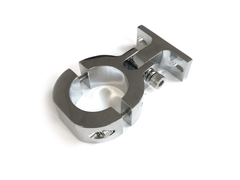 CNC Universal Motor Mount - Chrome