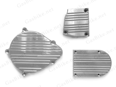 CNC Engine Case Set - Gasbike.net