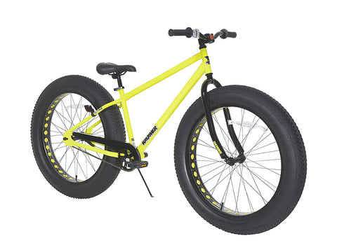 "26"" Dynacraft Krusher Fat Tire Bike - Gasbike.net"