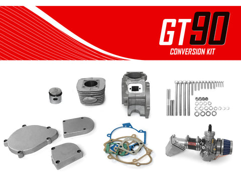 GT90 Conversion Kit - Gasbike.net