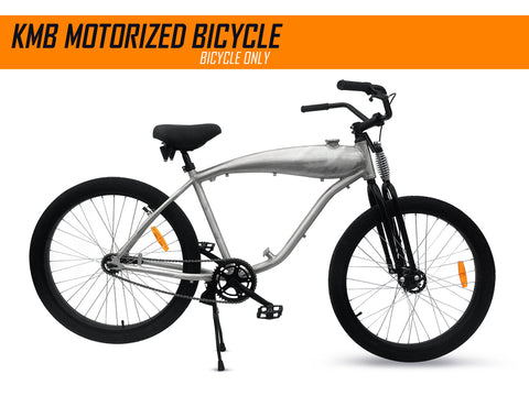 KMB Motorized Bicycle (DIY, Bike Only)