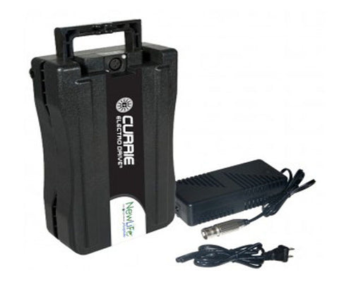 RMB Lithium (LiFePO4) Battery Pack Upgrade Kit - Gasbike.net