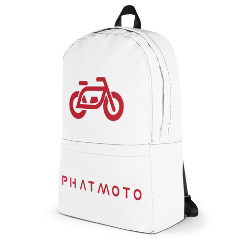 Phatmoto Backpack - Gasbike.net