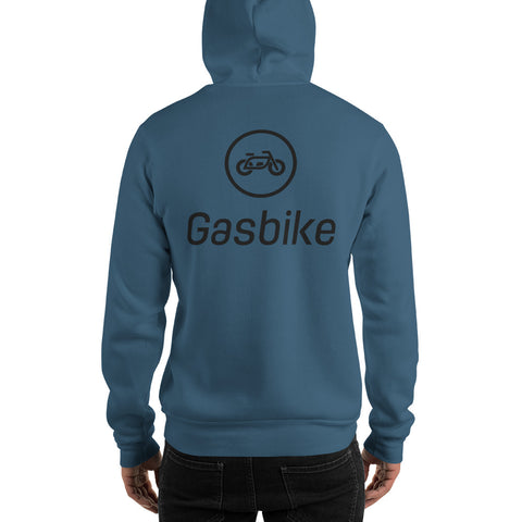 Gasbike Hooded Sweatshirt - Gasbike.net
