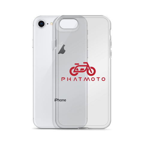 Phatmoto iPhone Case - Gasbike.net