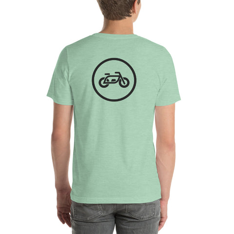 Gasbike Short-Sleeve T-Shirt