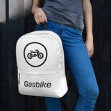Gasbike Backpack - White  #2