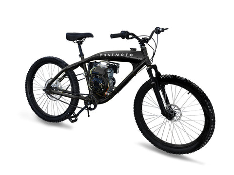 PHATMOTO™ Rover 2019 - 79cc Motorized Bicycle - Gasbike.net