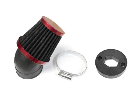 79cc Angle Mesh Air Filter - Gasbike.net