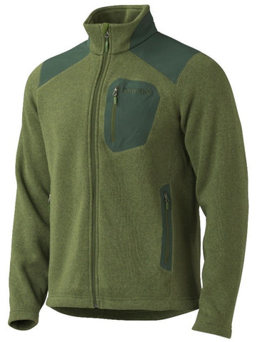 Marmot Mens Wrangell Fleece Jacket - Action Camping & Outdoors - 1