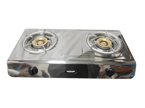 Outdoor Connection Deluxe Double Cooker - Action Camping & Outdoors