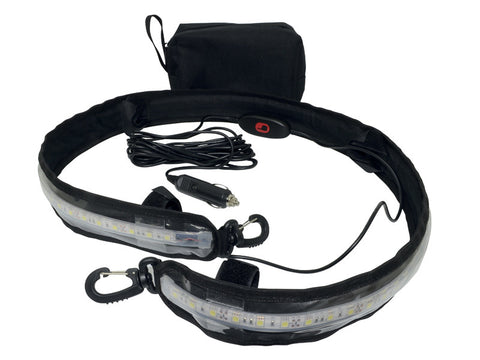 Outdoor Connection 12 Volt LED Power Strip - Action Camping & Outdoors