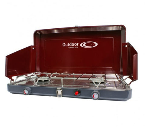 Outdoor Connection Premier 2 Burner Stove