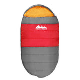 Weisshorn Camping Thermal Sleeping Bag King Size - Red