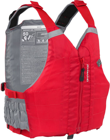 Palm Universal Red PFD Life Jacket - Action Camping & Outdoors