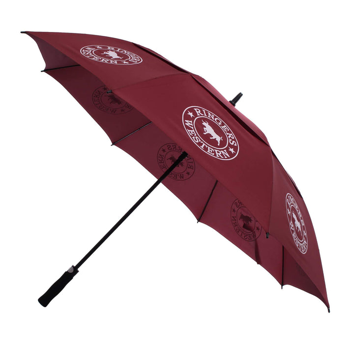 Ringers Western Umbrella Burgundy