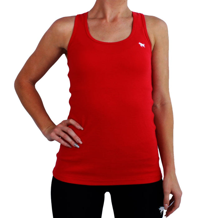 Emily Lifestyle Tank Red