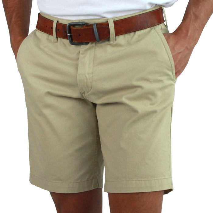 Oxley Mens Chino Shorts Sand