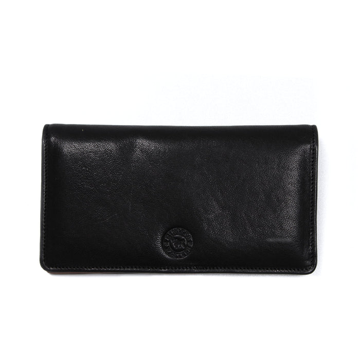 Chinchilla Womens Classic Wallet Black/Whiskey