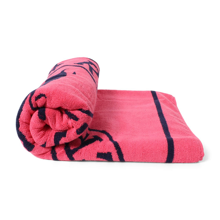 Ringers Western Towel - Melon/Navy