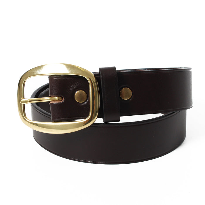 Tirari Australia Made Belt - Cognac