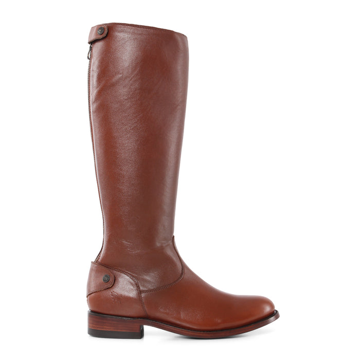 Sofia Womens Tall Boot - Burnt Brown