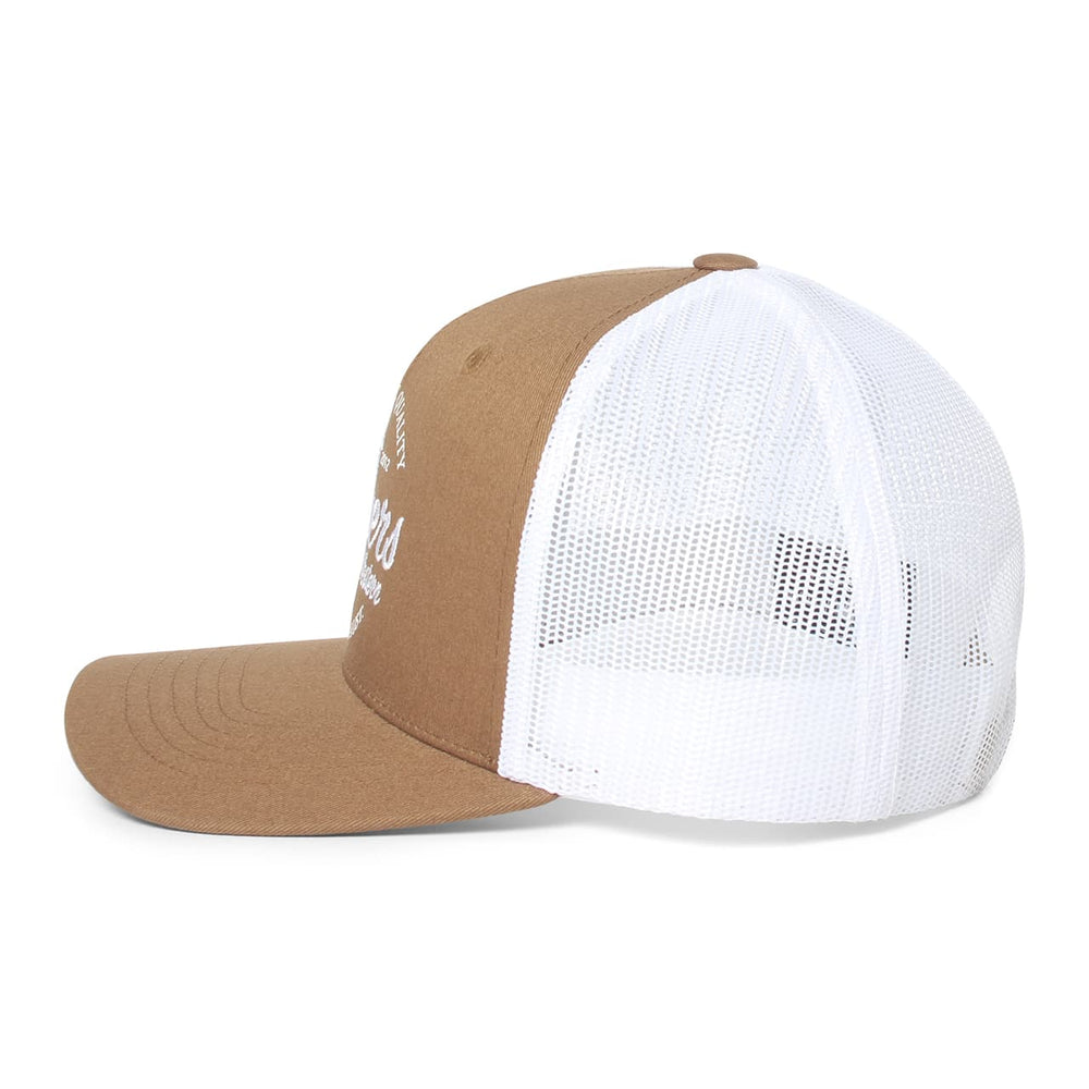 Boundary Trucker Clay & White
