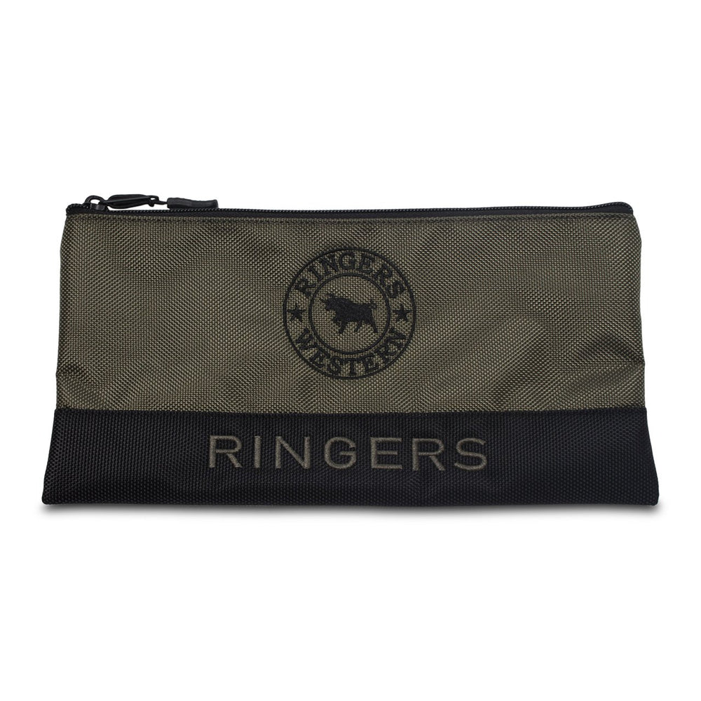 Walkabout Pencil Case Military Green