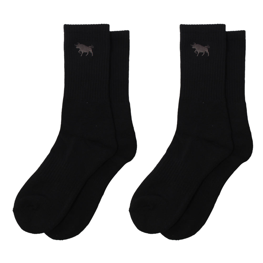 Tracker Socks - Black / Black