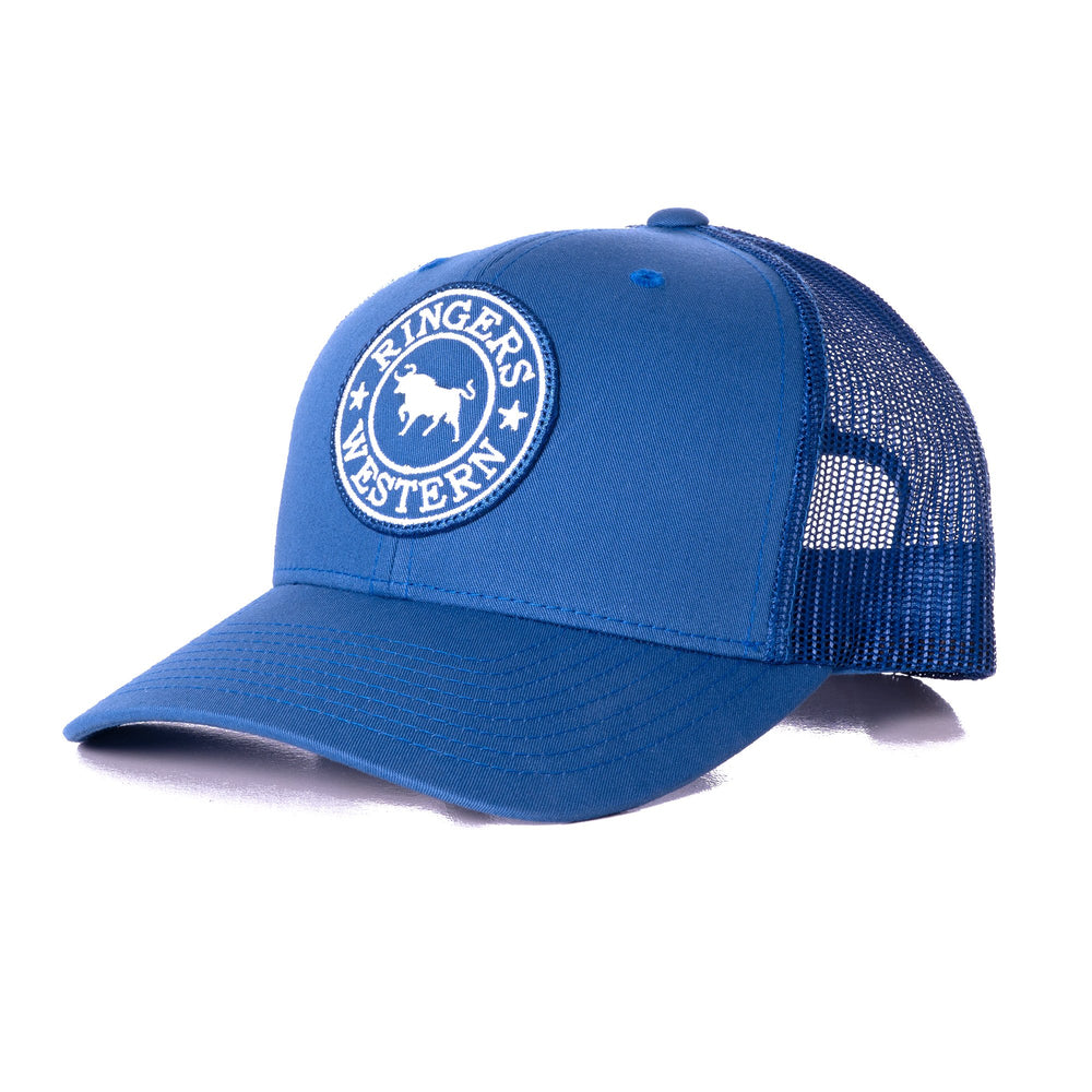 Signature Bull Trucker Blue Steel
