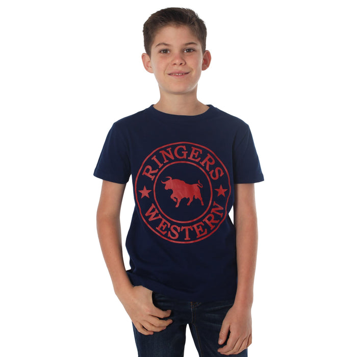 Blueys Kids Classic T-Shirt Midnight