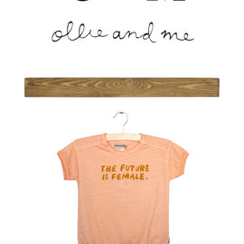 Imps & Elfs Future is Female Tee
