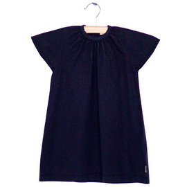 Imps & Elfs Dark Navy Cotton Dress