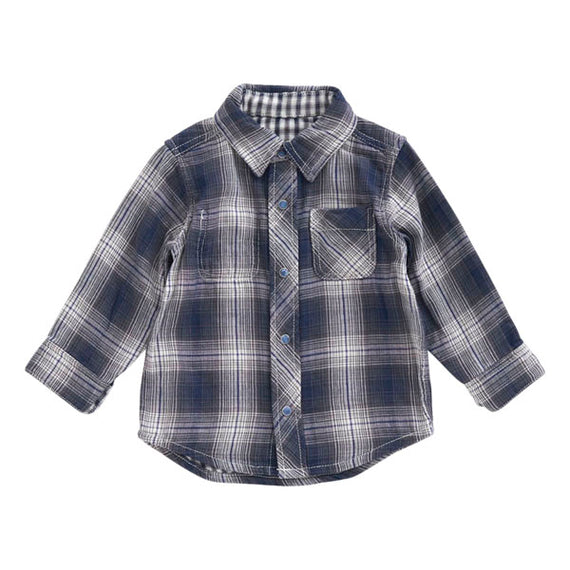 Bit'z Kids Reversible Long Sleeve Shirt