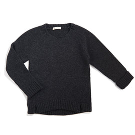 Phil & Phae Woolmix Knit Sweater Charcoal
