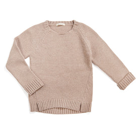 Phil & Phae Woolmix Knit Sweater Oatmeal