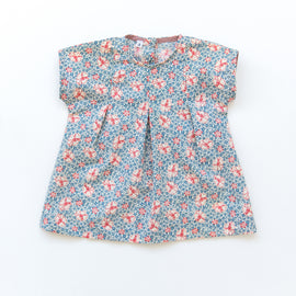 O + M Small Batch Floral Dress